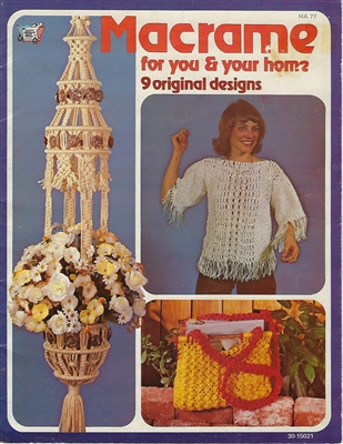 Macrame For You And Your Home