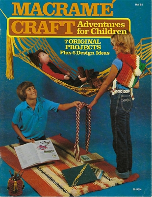 Macrame Craft Adventures for Children