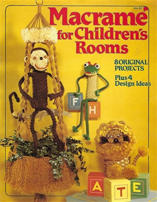 Macrame for Children's Rooms