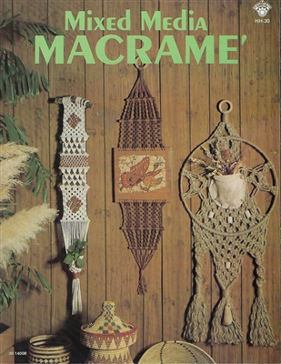 Mixed Media Macrame