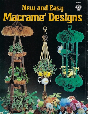 New and Easy Macrame Designs