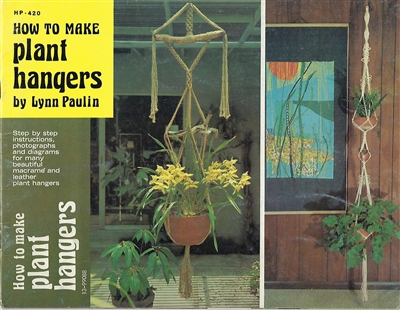 How to Make Plant Hangers