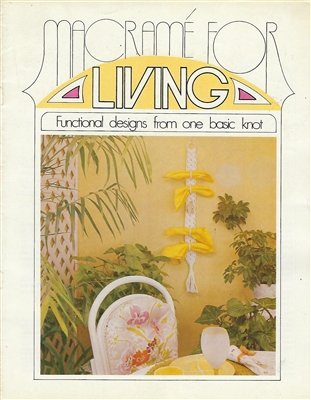 Macrame for Living
