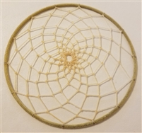 "6"" Webbed Dream Catcher Ring Craft Dreamcatcher Hoop"