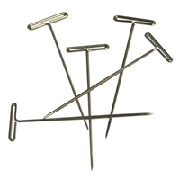 Macrame T-Pins (2 inch), Pack of 10