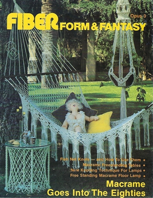 Fiber Form and Fantasy 3