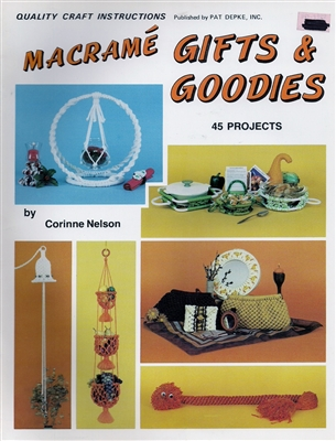 Macrame Gifts and Goodies
