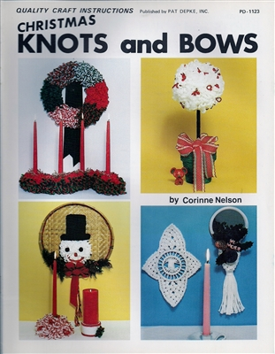 Christmas Knots and Bows