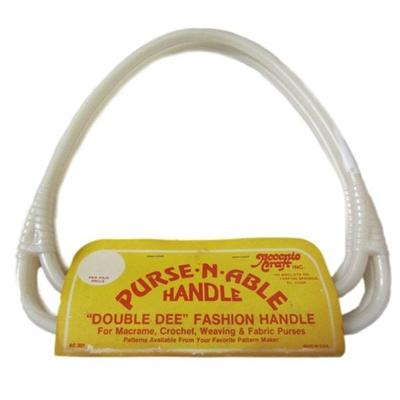 Purse-N-Able Double Dee Fashion Purse Handles