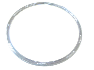 "9"" Round Marbella Plastic Craft Ring Dreamcatcher Hoop"