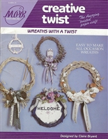 Creative Twist: Wreaths With a Twist