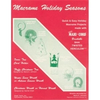 Macrame Holiday Seasons