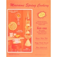 Macrame Spring Cookery