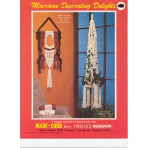 Macrame Decorating Delights
