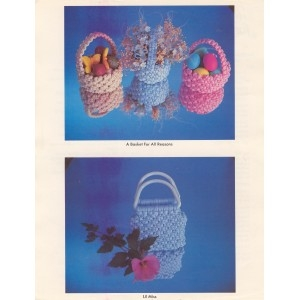 Basket and Purse