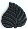 Leaf Puffins Padded Satin Applique (10 pieces)