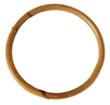 "4-3/4"" Round Natural Rattan Ring"