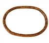 "4x5-1/2"" Oval Natural Rattan Ring"
