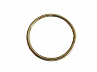 "2"" Brass Ring"