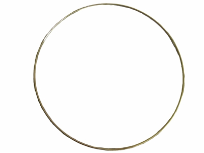 "11"" Brass Ring"