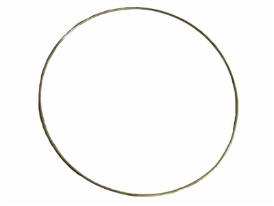 "14"" Brass Ring"