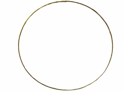 "16"" Brass Ring"