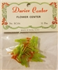 Darice Center Plastic Flower Center (12 pcs)