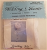 """Something Blue"" Wedding Keepsake Ornament Kit"