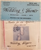 """Wedding Slippers"" Wedding Keepsake Ornament Kit"
