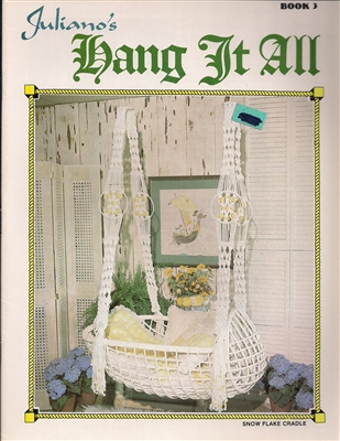 Juliano's Hang It All Book 3