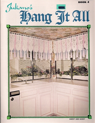 Juliano's Hang It All Book 4