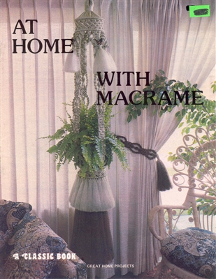 At Home with Macrame