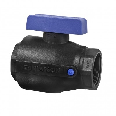 "A.R.I. 1 1/4"" Nylon Composite Shut Off Valve"