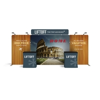 WaveLine Media Display 20Ft Display Kit
