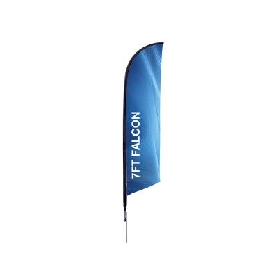 7Ft_XSmall_Falcon_Flag_Spike_Base_Single_Sided_Graphic_Package