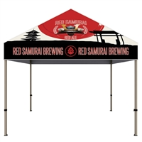 one choice 10ft steel canopy tent