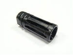 Extended Length Birdcage Flash Hider - 5/8-24 A2