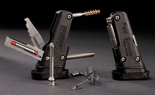 Ak Pistol Grip W Field Survival Kit