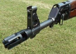 Night Brake w/ detent notches - M14 X 1 RH