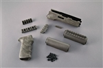 Hogue Overmolded Handguard Kit Ghillie Green