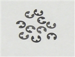 5/32 Retaining Ring E-Clips (10 pack)