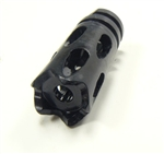 AR 1/2-28 Twisted Menace Muzzle Brake