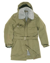 Czech Parka with Liner