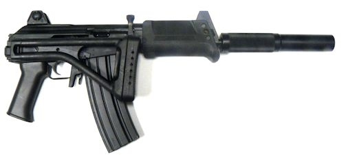 CNC Warrior Micro Galil Style Carbine