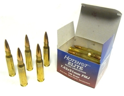Red Army Standard 7.62x54 FMJ 148 gr Box of 20