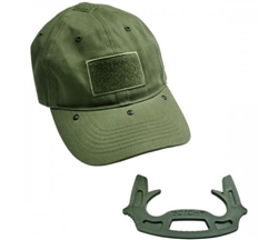 Less Lethal Self-Defense Cap - Green