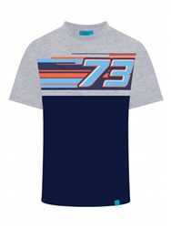 Alex Marquez 73 Two Tone T-Shirt