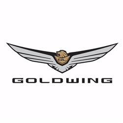 GOLDWING DECAL STICKER
