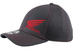 "Honda ""New Era"" Gray Hat"