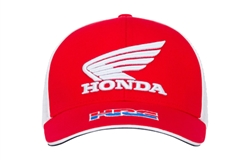 HONDA HRC SNAP BACK TRUCKER HAT